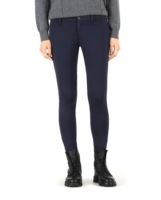 Woolrich Damen Double Tech Pant DARK NAVY