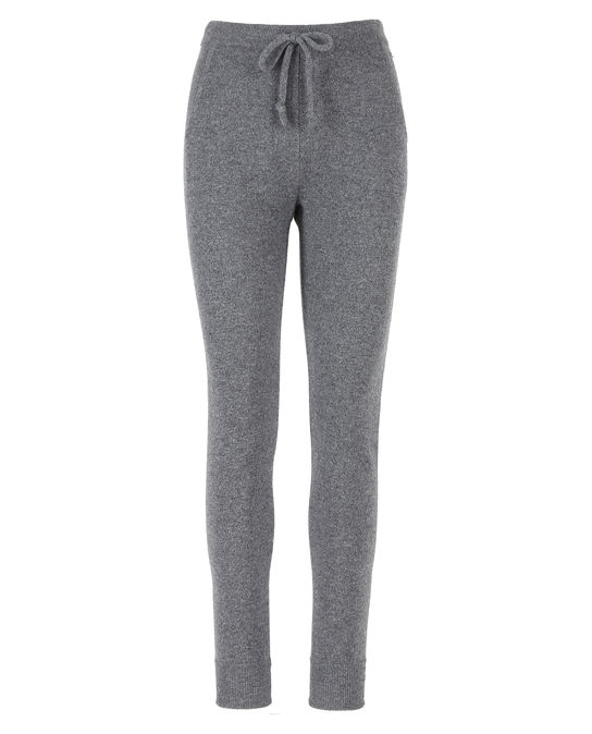Woolrich Damen Regular Pant Smoke Grey