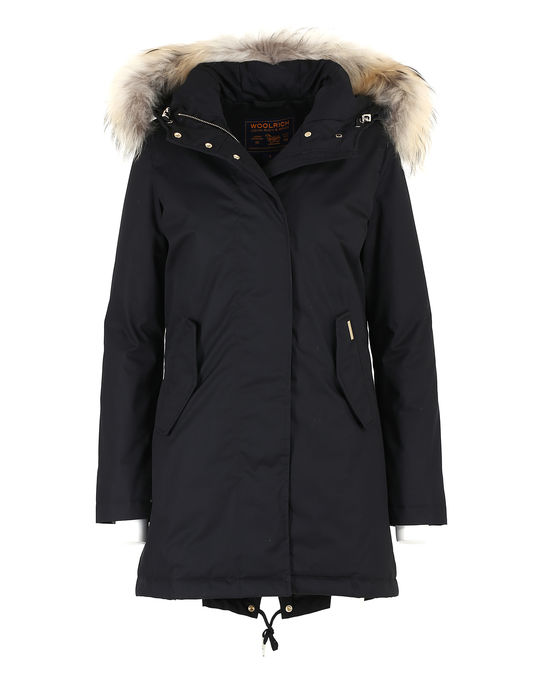 Woolrich Damen Tiffany Eskimo BLACK