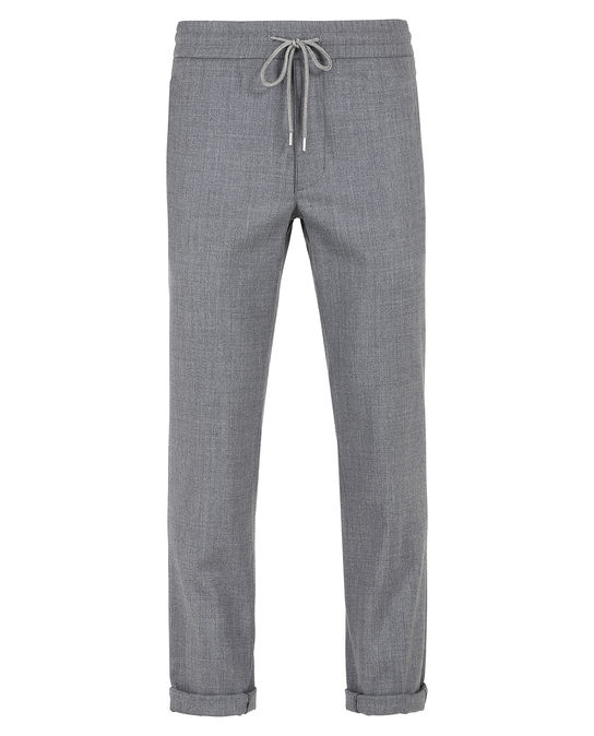 Woolrich Herren Cool Wool Pant MEDIUM GREY MEL