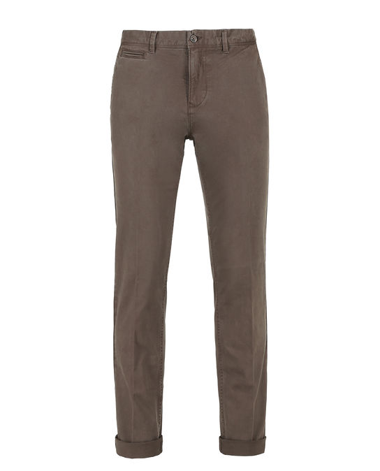 Woolrich Herren Regular Chino DARK GREEN