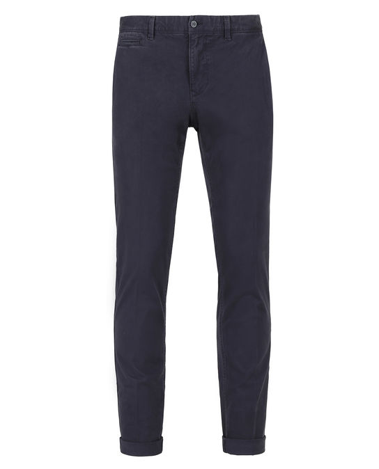 Woolrich Herren Slim Chino DARK NAVY