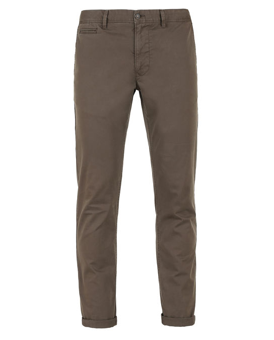 Woolrich Herren Slim Chino DARK GREEN