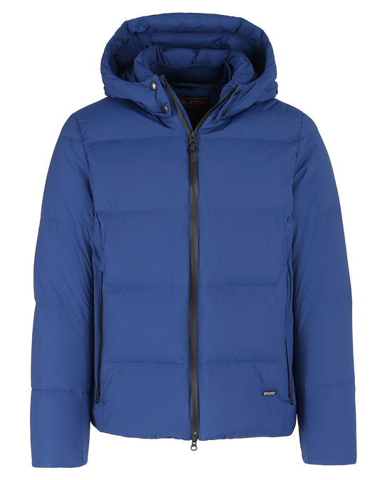 Woolrich Herren Comfort Jacket Royal Blue