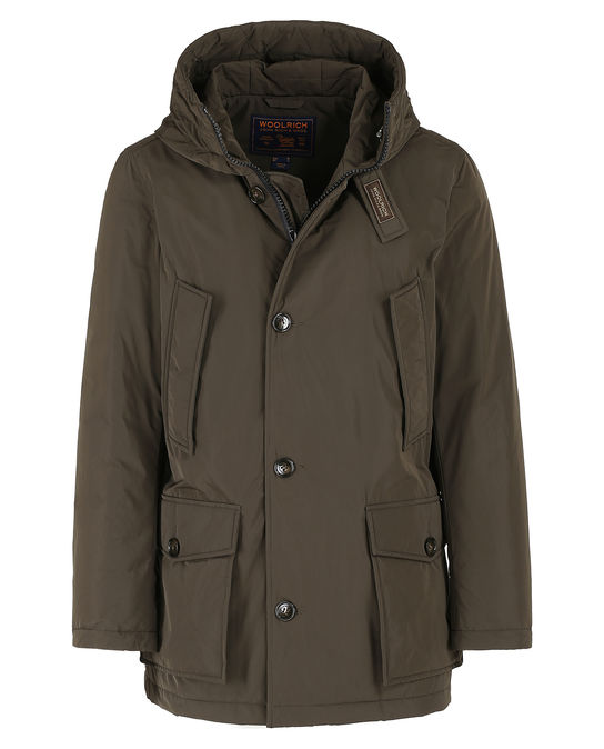 Woolrich Herren City Parka DARK GREEN