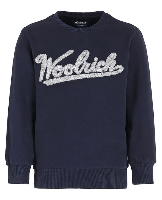 Woolrich Kinder Crew DARK NAVY