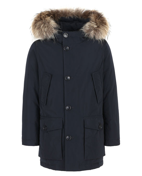 Woolrich Kinder Luxury Arctic Parka Df Tt MIDNIGHT BLUE