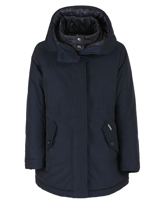 Woolrich Kinder Military Eskimo Nf MIDNIGHT BLUE